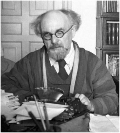 Михаил Михайлович Пришвин (1873-1954) русский писатель