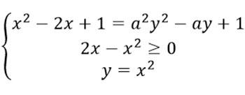 Возведем в квадрат первое уравнение