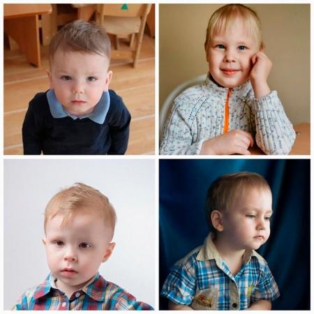 Фотографии детей-сирот