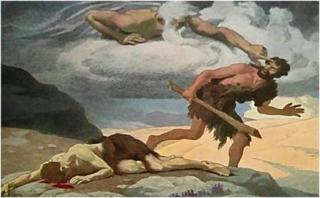 """Библейские предания """"Каин и Авель"""""""
