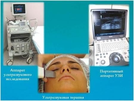 Применение ультразвука в медицине
