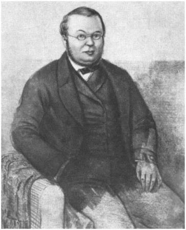 Ершов Петр Павлович (1815-1869) - русский поэт, прозаик, автор сказок