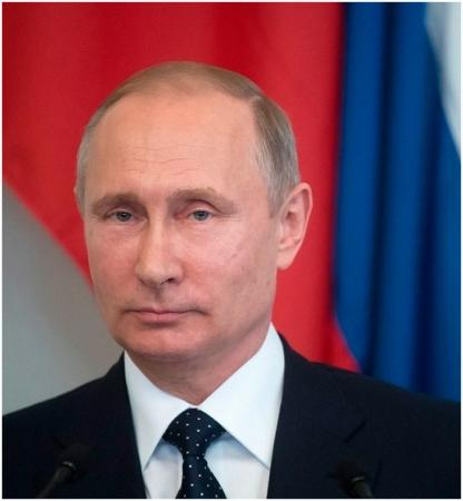 В.В. Путин - президент РФ