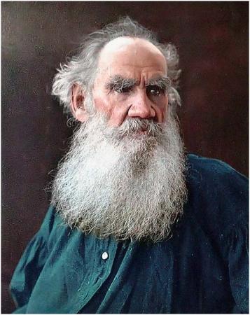 Лев Николаевич Толстой (1928-1910) - русский писатель и мыслитель