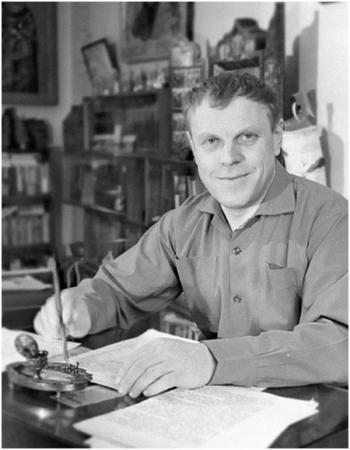 Солоухин Владимир Алексеевич (1924-1997) русский советский писатель и поэт