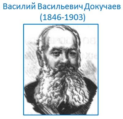 Василии Васильевиче Докучаев - русский геолог и почвовед