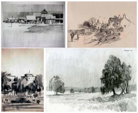 Пейзажные зарисовки