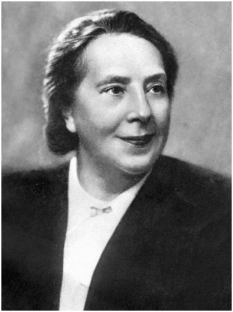 Ирина Валериановна Карнаухова (1901–1959)