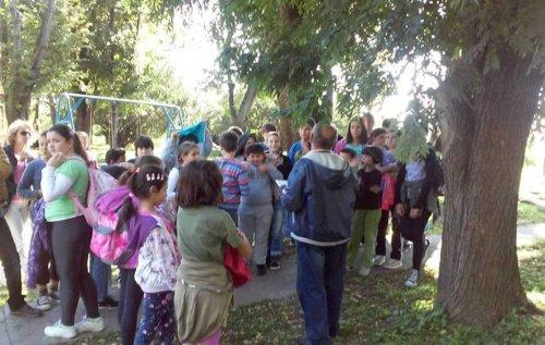 Тематическая детская неделя для учеников 5-8 классов